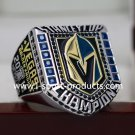 2017 2018 Vegas Golden Knight National Hockey league championship ring 12S for FLEURY
