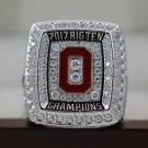 2018 Ohio State Buckeyes Big Ten National Championship Ring 8-14 Size