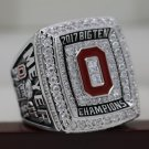 2018 Ohio State Buckeyes Big Ten National Championship Ring 12 Size