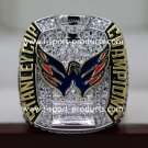 SALE NHL 2017 2018 washington capitals stanley cup championship ring 10S for Ovechkin #8
