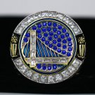 Sale 2018 Golden State Warriors basketball ring 8-14S Stephen Curry Back to Back