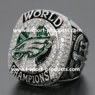 NEWEST 2018 PHILADELPHIA EAGLES SUPER BOWL LII Championship Ring 9S Foles Name