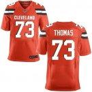 Joe Thomas #73 Cleveland Browns  Red Limited Men's jersey M L XL XXL XXXL