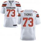 Joe Thomas #73 Cleveland Browns  White Limited Men's jersey M L XL XXL XXXL