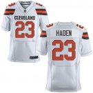 JOE HADEN #23  Cleveland Browns  White Limited Men's jersey M L XL XXL XXXL