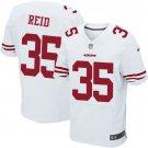 Eric Reid #35 SAN FRANCISCO 49ERS White Limited Men's jersey M L XL XXL XXXL
