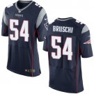 TEDY BRUSCHI #54 New England Patriots Blue Limited Men's jersey M L XL XXL XXXL
