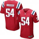 TEDY BRUSCHI #54 New England Patriots Red Limited Men's jersey M L XL XXL XXXL