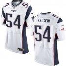 TEDY BRUSCHI #54 New England Patriots White Limited Men's jersey M L XL XXL XXXL