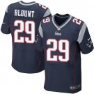 LeGarrette Blount #29 New England Patriots Blue Limited Men's jersey M L XL XXL XXXL