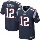 Tom Brady #12 New England Patriots Blue Limited Men's jersey M L XL XXL XXXL