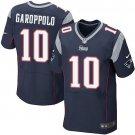 Jimmy Garoppolo #10 New England Patriots Blue Limited Men's jersey M L XL XXL XXXL