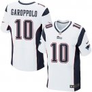 Jimmy Garoppolo #10 New England Patriots White Limited Men's jersey M L XL XXL XXXL