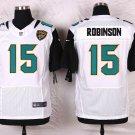 Allen Robinson #15 Jacksonville Jaguars White Limited Men's jersey M L XL XXL XXXL