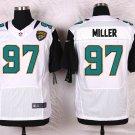 Roy Miller #97 Jacksonville Jaguars White Limited Men's jersey M L XL XXL XXXL