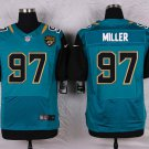 Roy Miller #97 Jacksonville Jaguars Green Limited Men's jersey M L XL XXL XXXL