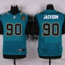 Malik Jackson #90 Jacksonville Jaguars Green Limited Men's jersey M L XL XXL XXXL