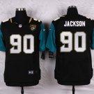 Malik Jackson #90 Jacksonville Jaguars Black Limited Men's jersey M L XL XXL XXXL