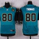 Julius Thomas #80 Jacksonville Jaguars Green Limited Men's jersey M L XL XXL XXXL