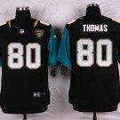 Julius Thomas #80 Jacksonville Jaguars Black Limited Men's jersey M L XL XXL XXXL