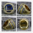 On Sale 2018 Golden State Warriors basketball ring 8-14S Stephen Curry Back to Back