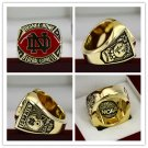 1990 Notre Dame Fighting Irish Orange Bowl Football National championship ring 8-14S