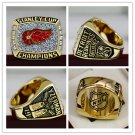 1998 Detroit Red Wings NHL Hockey Championship Ring 8-14S copper ring