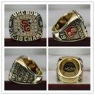 1995 USC University of Southern California Rose Bowl Championship Ring 8-14S