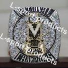 2019 Virginia Cavaliers Basketball Final NCAA National Championship Ring 8-14S