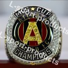 Offical one 2018 Atlanta United FC MLS Cup championship RING 8-14 size
