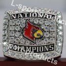 2013 Louisville Cardinals Basketball NCAA National championship ring US 8-14S