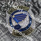 1st one 2019 St.Louis Blues stanley cup championship necklace with 22 inch chain