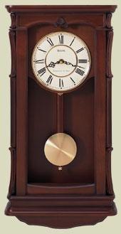 Bulova Whitby Wall Clock - C4455