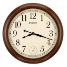 Bulova C4280 Newmarket Wall Clock