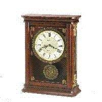 Bulova B1821 Fayette Mantel Clock
