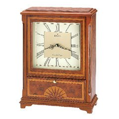 Bulova Chatsworth Mantel Clock B6541
