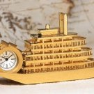 Bulova Miniature Clock Riverboat B0018