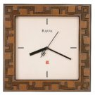 Bulova Four Square Wall Clock C3328
