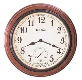 Bulova Richmond Wall Clock C4447