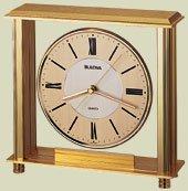 Bulova Grand Prix Table Clock B1700