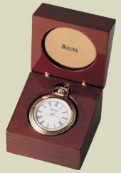 Bulova Ashton Desktop / Pocket Watch B2662