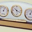 Bulova B2835 Weston Executive Clock With Pen