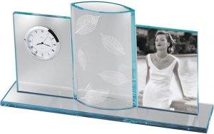 Bulova B2870 Delisle Mantel Clock