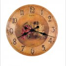 "Bulova 18"" Whittingham Fruit Wall Clock C3260"