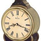 Bulova Davinia Round Mantel Clock B1931