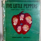 "1938 Whitman Publishing ""Five Little Peppers and How They Grew"""