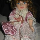 Collectors Choice Musical Porcelain Doll