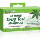 New Choice at home Drug Test Marijuana Easy to use Results in 5 minutes 98 % acc