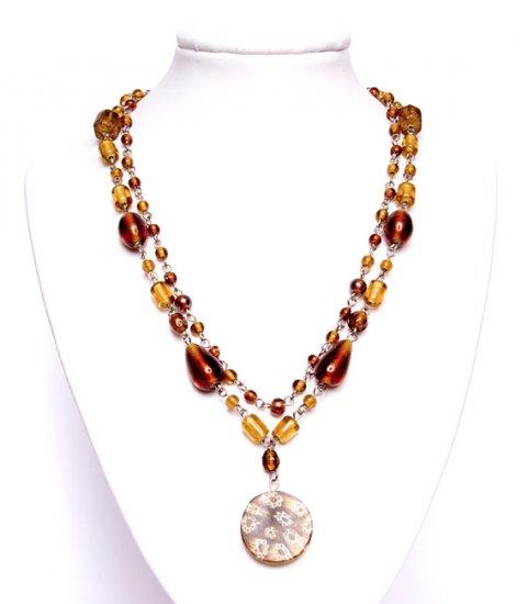 Classy Bead Necklace