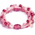 Multi Pink Bracelet